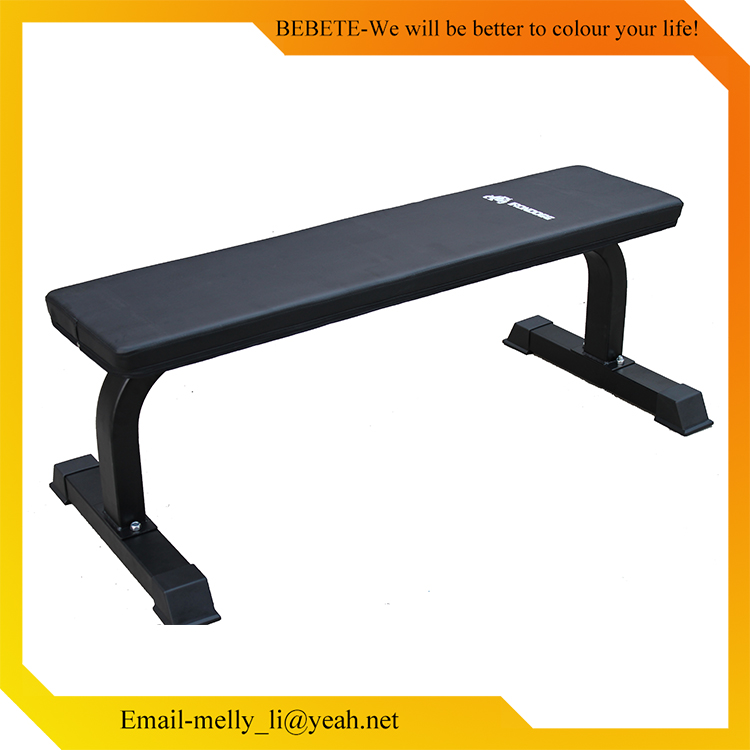 Hot Sale Top Quality Best Price Gym Flat Bench , Gym Equipment