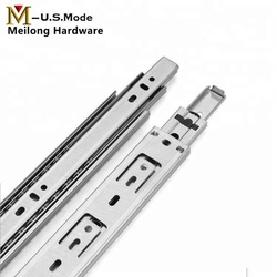 Cabinet Hardware Telescopic Slide Manufacturing Machine Drawer Slide Channel For Dining Table