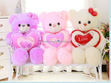 HI CE Hot toy!!!High Quality Pure White Teddy Bear,hot sale Valentine Gift