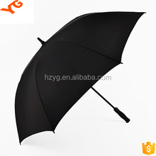 High quality promotional good price OEMandODM strong frame political vote golf umbrella
