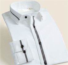 Latest product different types fancy dress shirt for men manufacturer sale