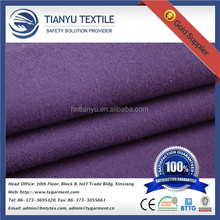 Light or Heavy Brush Treatment Cotton Fabric Suitable for Trousers
