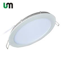 high brightness super slim diffused led panel lights ceiling down light