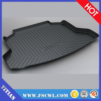 TPO 3D Floor Auto Car Trunk Mat