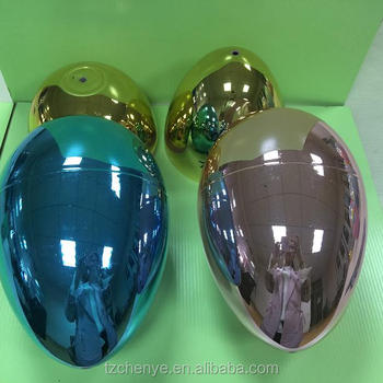 hot selling jumbo plastic easter eggs wholesale in stock