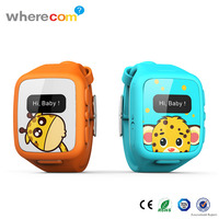 Kids gps watch phone/ kids cell phone watch/ wrist watch gps tracking device for kids