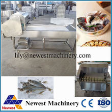 Stainless steel fish meat cutting machine/fish chopper