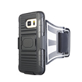 Wholesale reflective running sport armband cell phone case for samsung galaxy s8