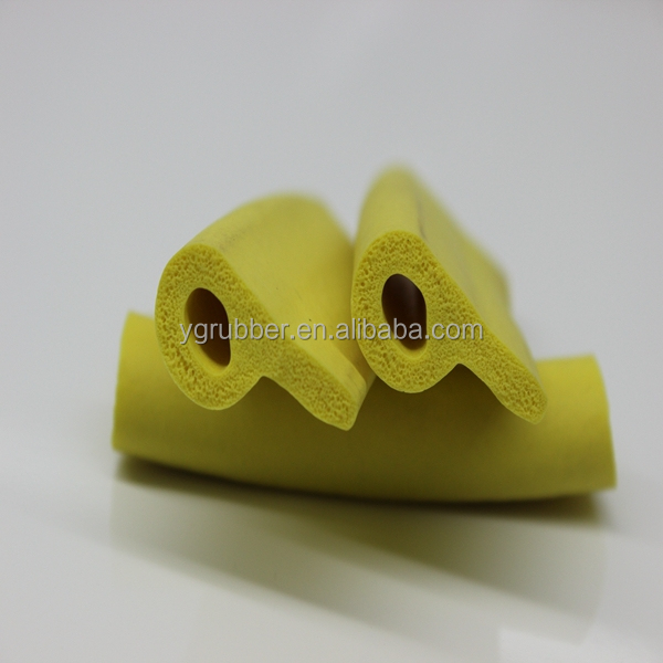 High temperature silicone sponge tube