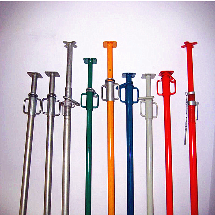Heavy Duty Adjustable Steel Prop Scaffolding for Supporting,