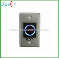 Stainless Steel Photoelectric Infrared No Touch Door Button Switch Sensor EXIT Access Control