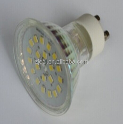 hotsale led spot light 3.5W 230V 6500K GU10