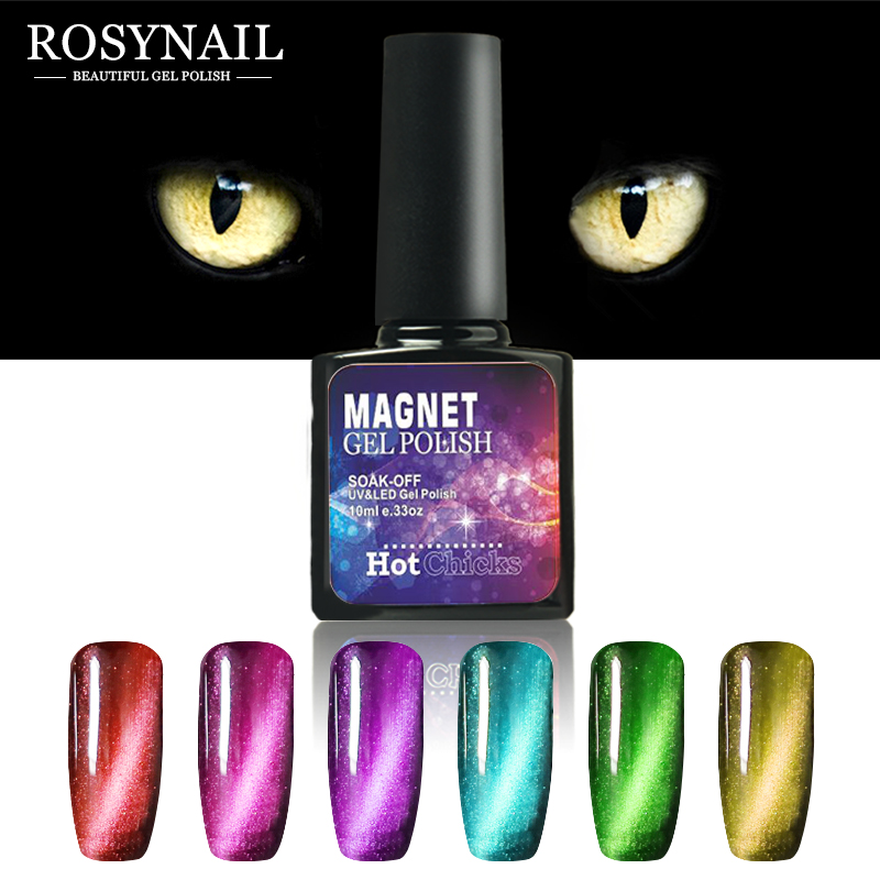 Clear Cat Eye Uv Nail Polish Magnetic Gel Polish Diamond Gel Cats ...