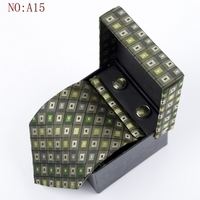 Hot sale woven jaquard anime tie