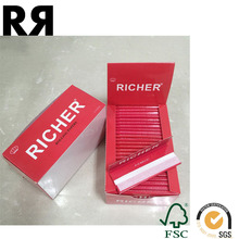 Regular Size 70mm Cigarette Tobacco White Rolling Papers
