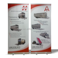 Display Usage standard size roll up stand,roll up,pull up banner