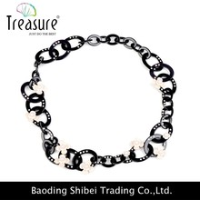 2015 Latest indian jewellery accessories for women buffalo horn necklace for wholesales