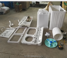 twin tube semi-automatic function and parts of washing machine,washing machine spare parts