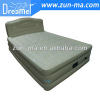 Inflatable plastic air mattress, inflatable single mattress, kids inflatable mattress
