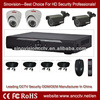 4CH NEW DIY cctv dvr kit 4ch Directed insertion DVR HDD EASY TO PUT IN