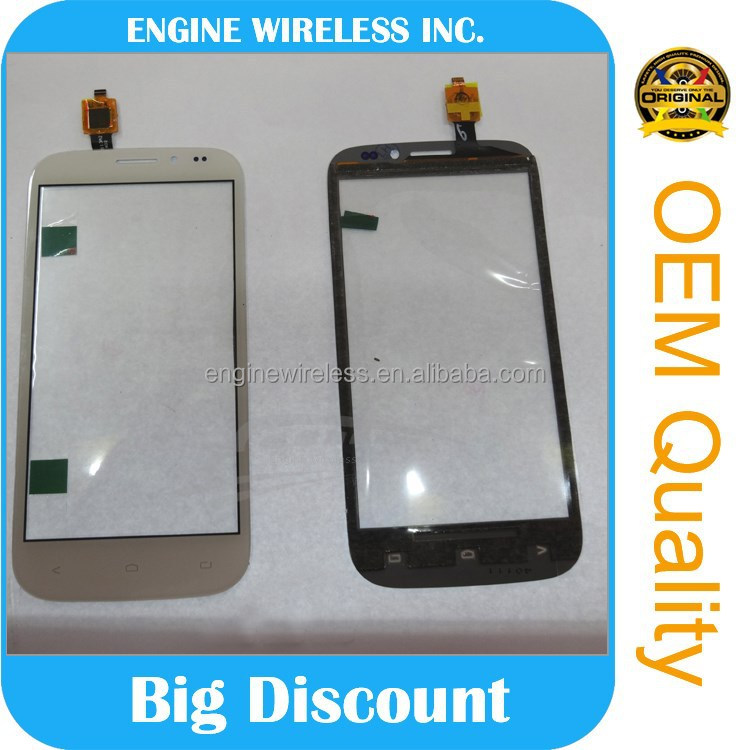 Original cheap price front touch panel for fly IQ 4404,COOL