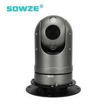 2MP 30x optical zoom IP Vehicle PTZ CCTV Car Camera For Roof-mount