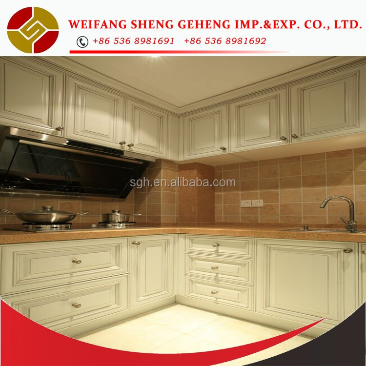 Wall Bridge Cabinet RTA ready to assemble promotion hot kitchen cabinet hot sale made in china by shenggeheng company