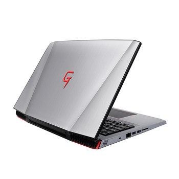 Hot selling 15.6 inch i7-7700HQ 3.8GHz 8g ram 128g ssd 1tb HDD  quad core gaming laptop