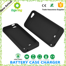 Hot sale 2500mAh/ 3000nAh for iphone 6 charging case, wireless charging case for iphone 6, mobile charging cover for iphone