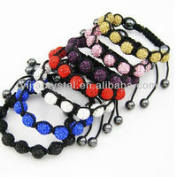Hot Sale Shamballa Bracelets With Shamballa