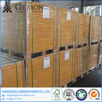 Gerson Paper Mill Duplex Board Grey Back AA Quality in Ream