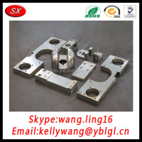 Precision Machined Aluminum Alloy Block CNC