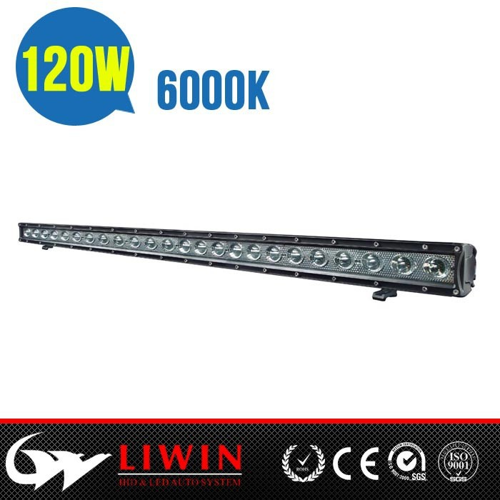 Liwin wholesale single row 120w lw led light bar auto parts for cherokee L1-120W