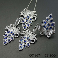 cheap 925 silver jewelry set online import jewellery from china www.alibaba.com wholesale alibaba