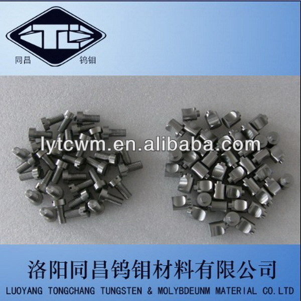 Quality custom induction heating molybdenum crucible