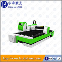 Hot Sale Fiber 500W Laser Cutting Machine for Metal Materials