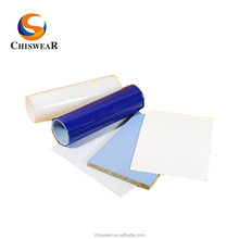 surface protect Pa Pe Transparent Colored Plastic Film,anti scrap