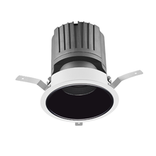 100lm/<strong>w</strong> 80ra 90ra Dali Dimmable Rotatable Cob Led Recessed Downlight 20W