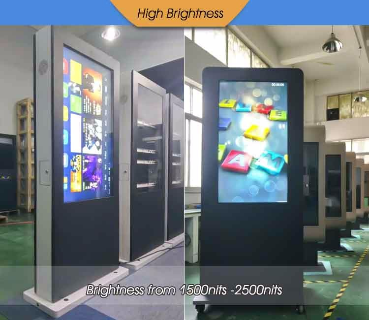High Quality IP65 55 Inch Waterproof Outdoor Advertising LCD Displayer (4).jpg