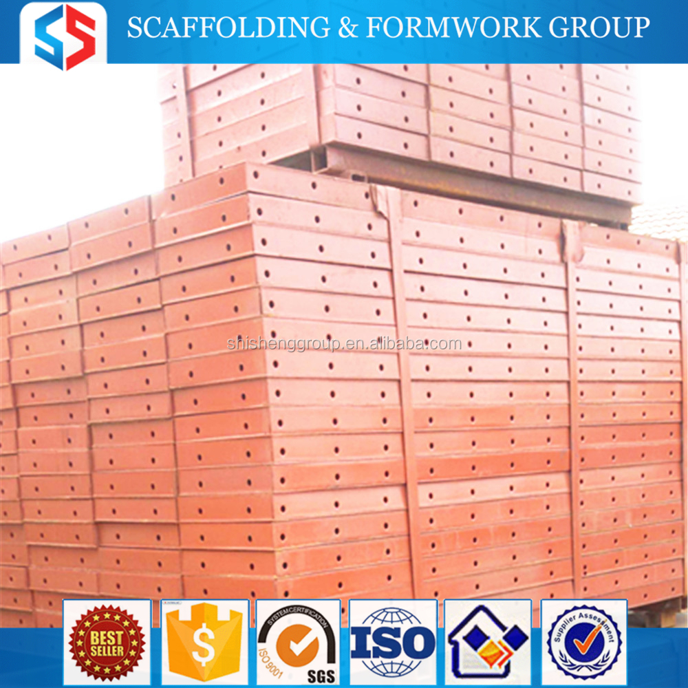 Tianjin SS Contractors Easy Installation Wall Formwork, Concrete Formwork For Sale