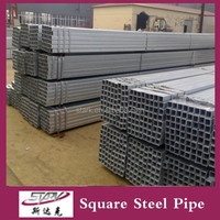 Pipe manufacturer steel square piping