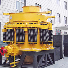 PYZ 1200 high efficiency marble power cone crusher equipment with low price