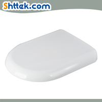 urea UF/Duroplast toilet seat cover Slow Close w/ quick release hinge
