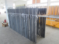 High Silicon Iron Anode for impress current cathodic protection