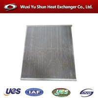 high performance aluminum customized oil cooler kit motorcycles manufacturer