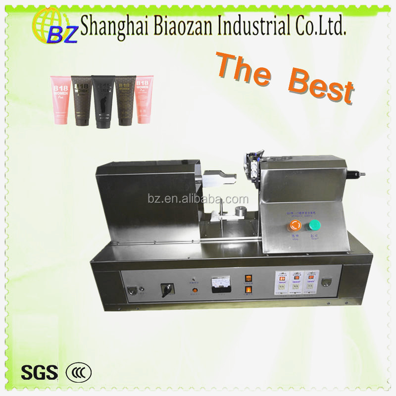 Ultrasonic laminated tube sealing machine/aluminum tube seal machine
