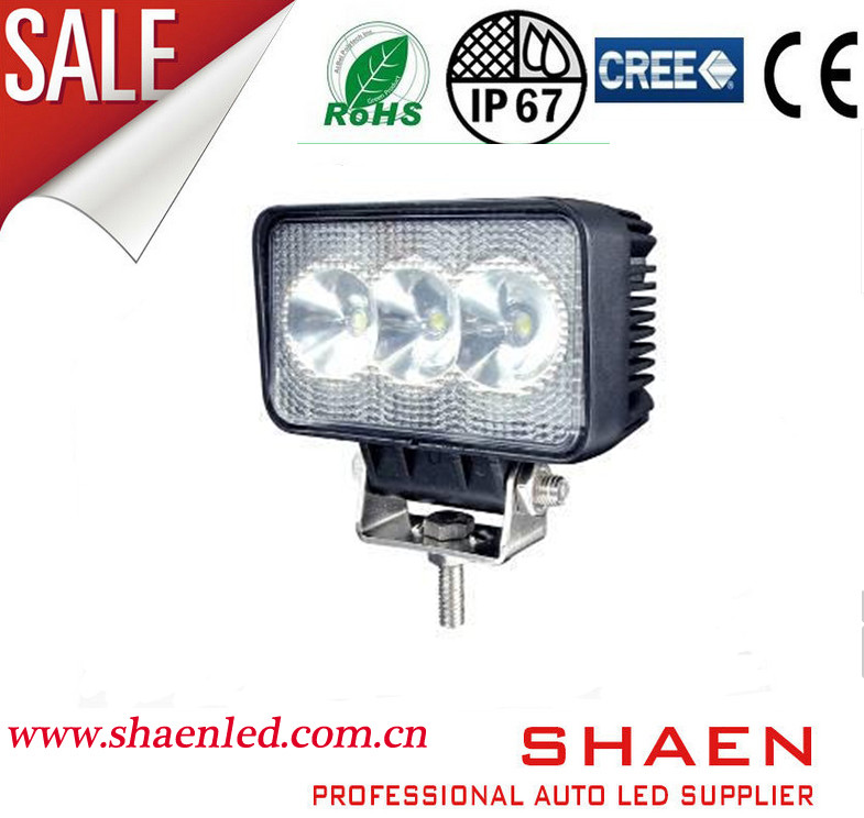High quality 36w work led light,led hunting light for SUV cars