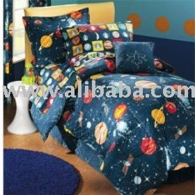 Solor System Flat Bed Sheets