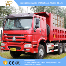 Promotional New And stock 6x4 Sinotruk HOWO Dump Truck