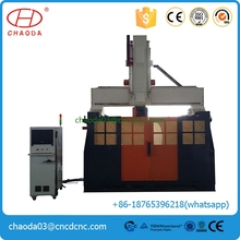 HOT SALE !! 5 axis fresadora / fraiseuse cnc router